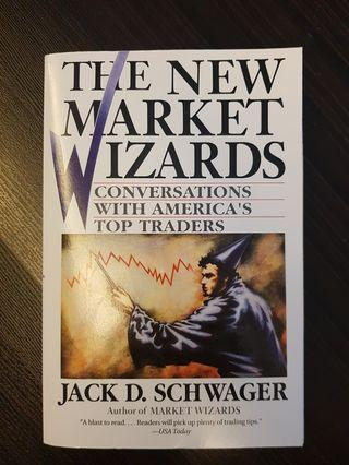 016. The New Market Wizards : Conversations with America's Top Traders, By