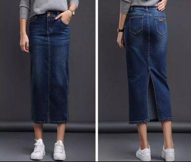 BN Classic Denim Skirt
