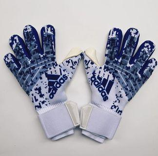 Adidas Predator Pro Telstar Version Goalkeeper Gloves(Blue/White)