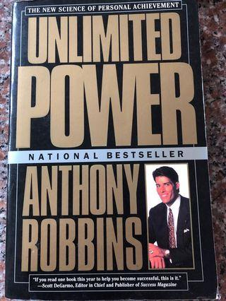 🚚 Unlimited power- Anthony Robbins