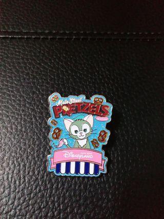 香港迪士尼徽章 disney pin 襟章