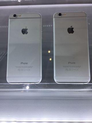 iPhone 6 16Gb Silver second