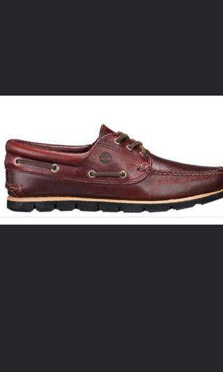 Brand new Timberland Tideland boat shoes