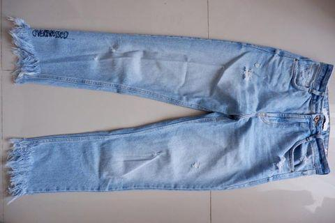 Zara denim trafaluc