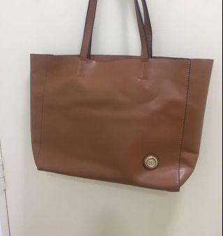 F.Timber Handbag