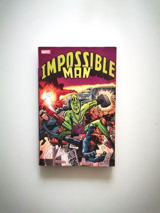 Marvel Impossible Man Classic