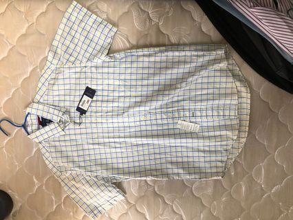 Tommy Hilfiger checked shirt size S