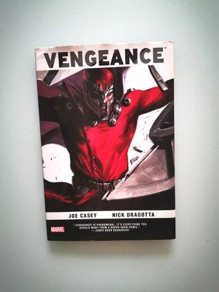 Vengeance feat Magneto and X-men