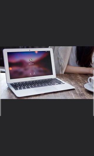 "Macbook Air 11"" Early 2014 with i7 core"