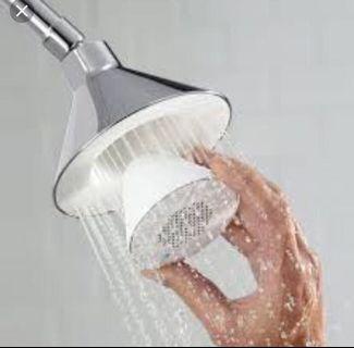Shower head + wireless speaker (with bluetooth) Kohler Moxie