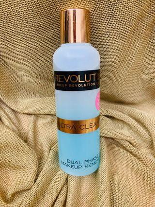 Revolution Ultra Cleanse Dual Phase Makeup Remover