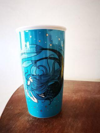 Limited Edition Starbucks Porcelain vase 2018