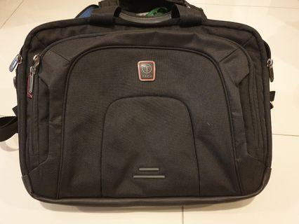 Tumi T Tech Briefcase Laptop Sling Bag