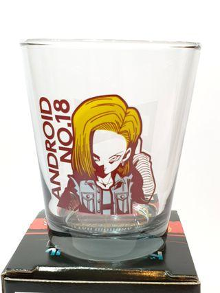 Dragonball Z The Android Battle - Android No.18 Cup PRIZE E