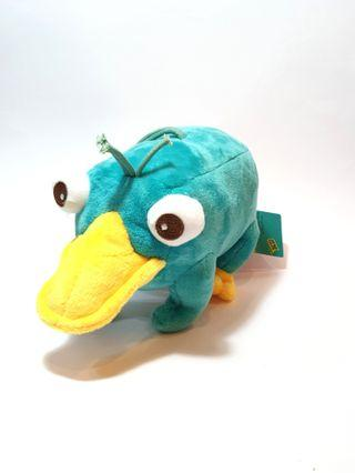 Disney Phineas and Ferb Perry the Platypus Plush