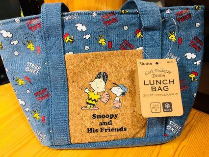 SNOOPY LUNCH BAG