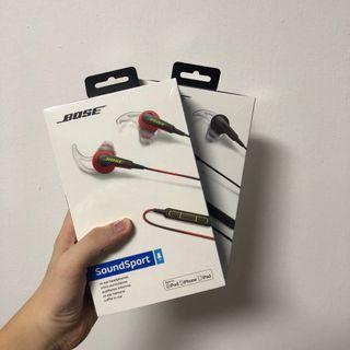 Bose SoundSport Wired (iOS)