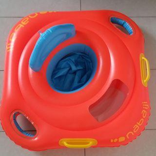 Decathlon baby swim seat ring