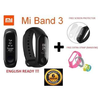 🔥RAYA SPECIAL🔥 Xiaomi Band 3 with FREE GIFTS!