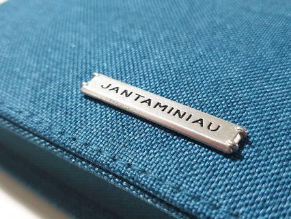 🚚 Jantaminiau KLM business travel passport organiser