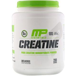 🚚 200 Servings, MusclePharm, Creatine Monohydrate, Muscle Builder