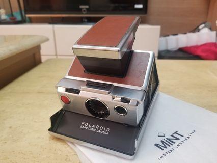 Polaroid Camera SX-70 (新皮/無花)