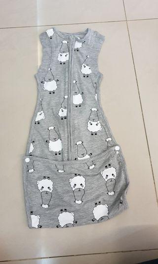 New Baa Baa Sheepz Sleeping Zip Bag