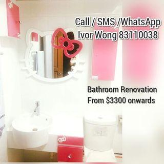 Full Renovation/Painting Services! Home Improvement! Big and Small Projects! 装修/油漆服务!大小型工程项目!