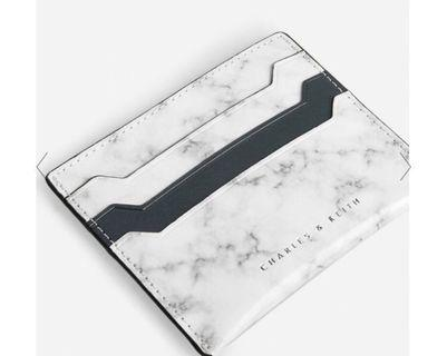 Charles & Keith雲石卡片套