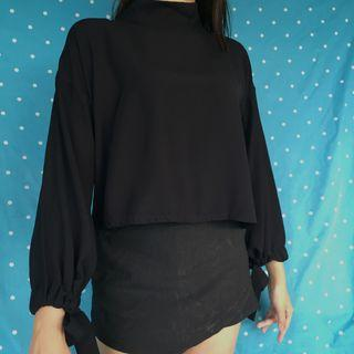 Berrybenka Black Blouse / Top