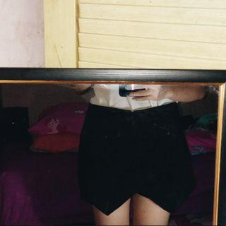 Black Skort / Short Pants