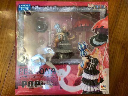 全新行版 POP 幽靈公主 培羅娜 佩羅娜 PERHONA Sailing again 2年後 One Piece 海賊王 Megahouse