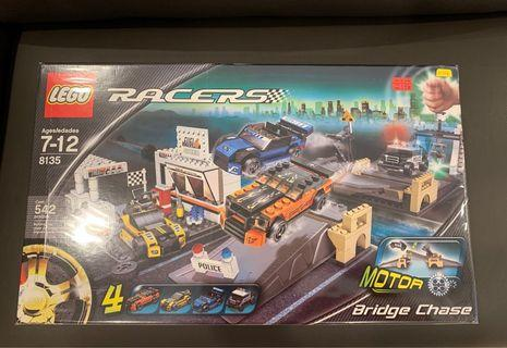 Lego Racers 8135 Bridge Chase