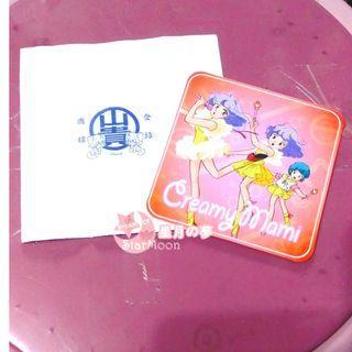 我係小忌廉 山貴 杯墊&紙巾套裝 高田明美 山T女福星 美少女戰士 Sailor Moon