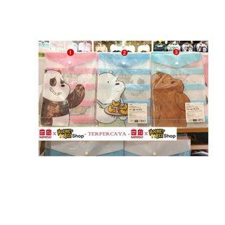 We Bare Bear 2x File Folder