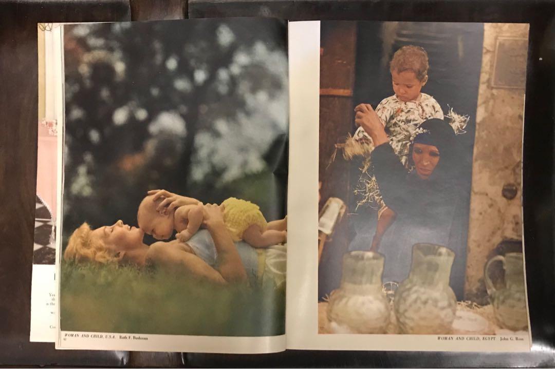 1956 及1957 出版攝影雜誌