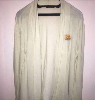 Cardigan putih / outer
