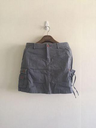 🚚 JOJO jeans 灰色短裙