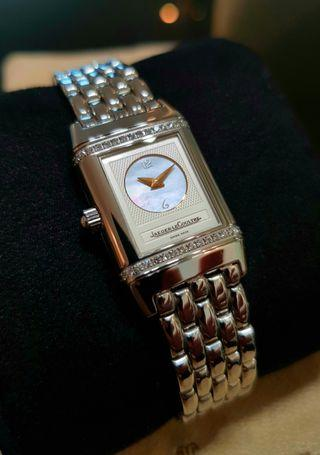 Jaeger-LeCoultre Reverso Duetto (MOP Dial)