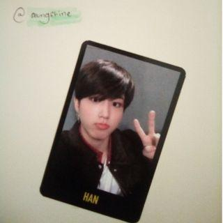 [WTS/WTT] Stray Kids Han Jisung Miroh Black Border Pc
