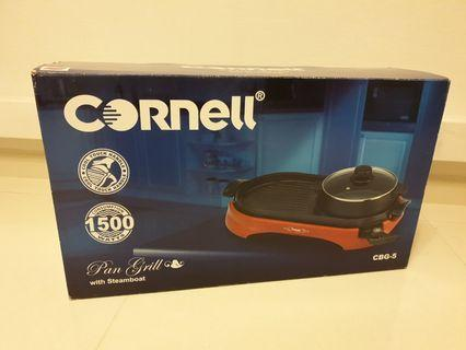 Cornell Pan Grill with Streamboat