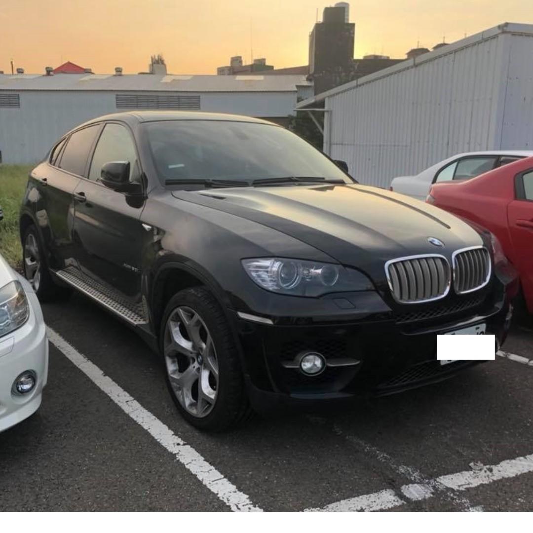 💕睿睿中古車💕2008年 BMW X6 4.4 雙渦輪 車在桃園