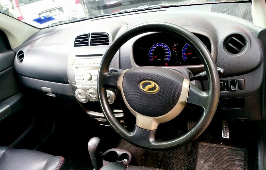 2008 Perodua MYVI S.E 1.3 (A) dp 2990 B/list boleh LOAN KEDAI KERETA.