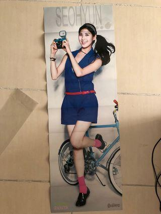 SNSD Posters Complete 9 members set