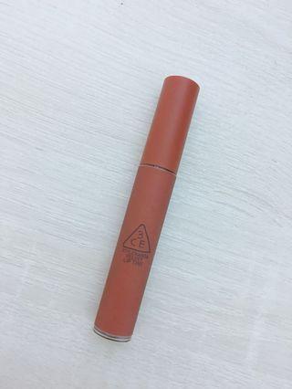3ce 唇釉 taupe
