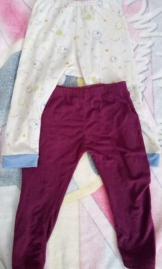 Celana legging bayi