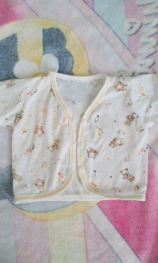 Baju bayi takeall 5pcs