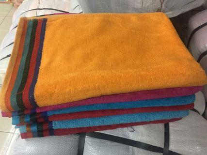 Toweles pure %100 fabric coton