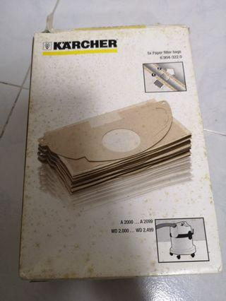 Vacuum  Cleaner filter bag