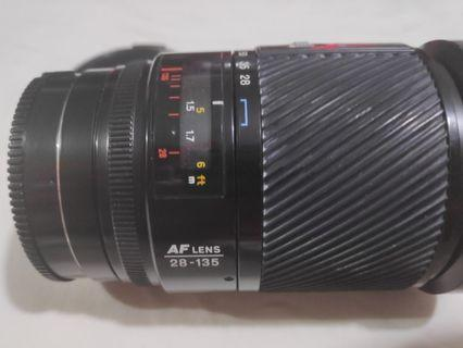 Minolta 28-135mm Sony A mount